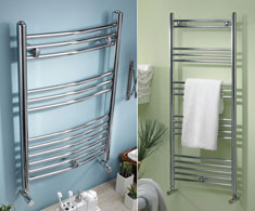 Kartell K-Rail 19mm Designer Towel Rail