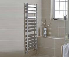 kartell newark designer towel rail
