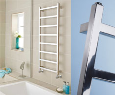 Kartell Connecticut Designer Towel Rail