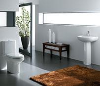 RAK Ceramincs Bathroom Suites