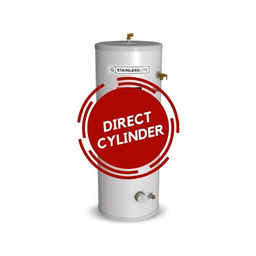 Direct Hot water Cylinder