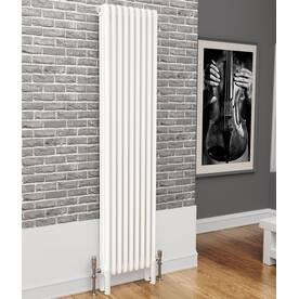 TradeRad Premium 3 Column White Vertical Radiators