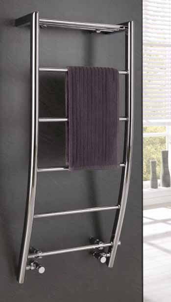 Electric Thermostatic Towel Rails