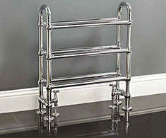 Aemilia Traditional Heated Towel Rail