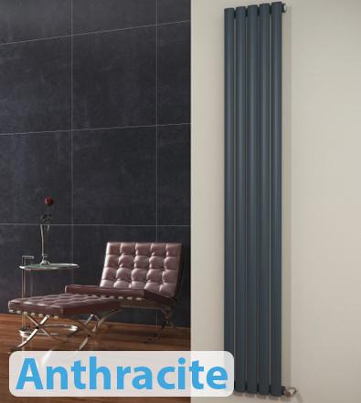 Anthracite Horizontal Designer Radiators