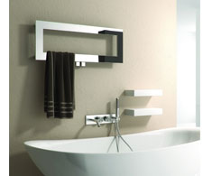 Reina Bivano Designer Heated Towel Rails