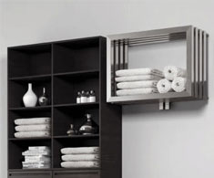 Reina Caldo Designer Heated Towel Rail