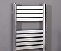 Caprice Steel Designer Heated Towel Rail