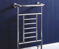 Catherine Traditional Heated Towel Rail