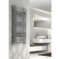 Chrome Designer Heated Towel Rails