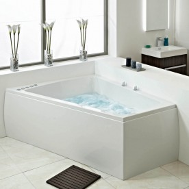 Corner Whirlpool & Spa Baths