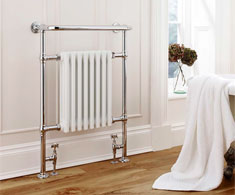 Kartell Crown Traditional Towel Radiator
