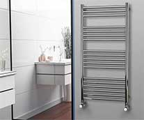 Eastgate 304 Stainless Steel Heated Towel Rails