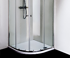 Eastgate 4mm Quadrant Shower Enclosures