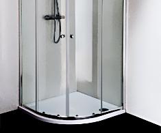 Eastgate 4mm Quadrant Shower Enclosures