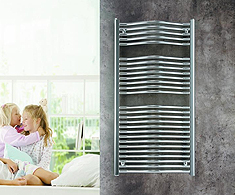 Eastgate Dune Designer Heated Towel Rails