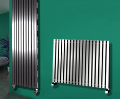 Eastgate Quartz Aluminium Radiators