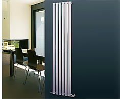 Eastgate Sheer Chrome Flat Panel Radiators