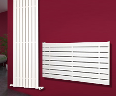 Eastgate Sheer Flat Designer Radiators