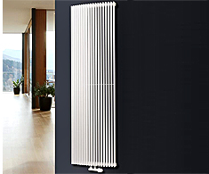 Eastgate Sine Triangular Tube Designer Radiators