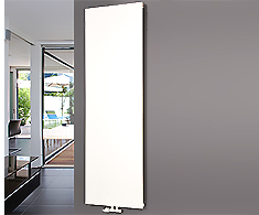 Eastgate Smooth Flat Designer Radiators