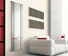 Lazzarini Empoli Designer Heated Towel Rail