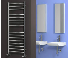 Reina Eos Designer Heated Towel Rail