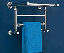 Eve Designer Heated Towel Rail