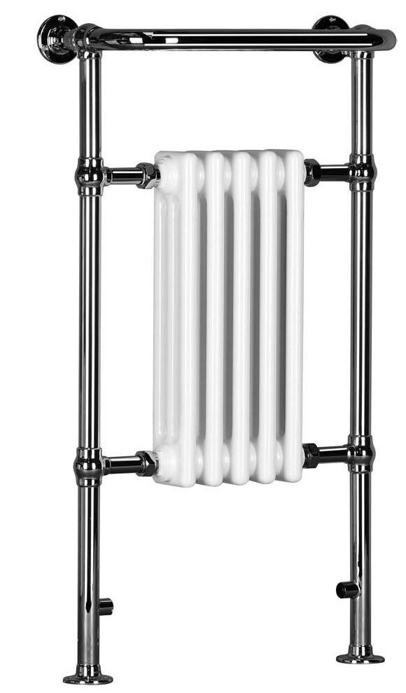 TradeRad Chrome Plated Traditional Towel Rails