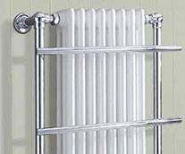 Helena Traditional Heated Towel Rail