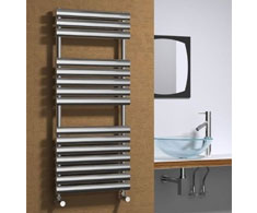Reina Helin Designer Heated Towel Rail