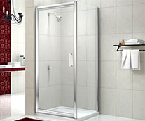 Infold Shower Doors