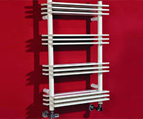 Jade High Output Heated Towel Rail