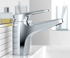 Kaha Bathroom Tap Set