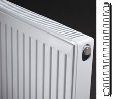 Type 11 Single Panel Single Convector Radiators