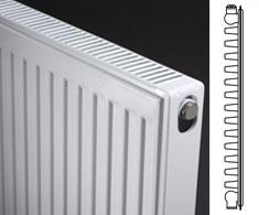 Type 11 Single Panel Single Convector Radiators