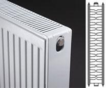 Double Panel Double Convector Radiators Type 22