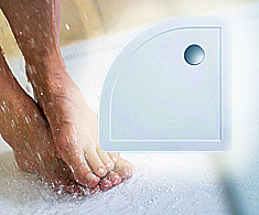 Lakes Bathroom Shower Trays