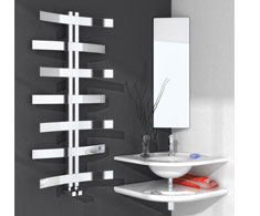 Reina Lioni Designer Heated Towel Rail