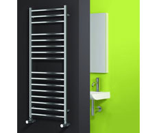 Reina Luna Designer Heated Towel Rail