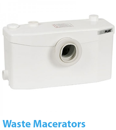 Waste Macerator
