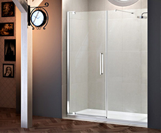 Merlyn 10 Series Inline Pivot Shower Door