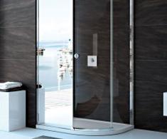 Merlyn 10 Series Mirror Shower Doors