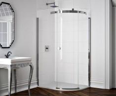 Merlyn 10 Series Offset Quadrant Shower Doors