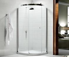 Merlyn 10 Series Quadrant Shower Doors
