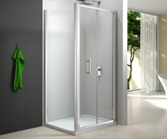 Merlyn 6 Series Bifold Shower Doors