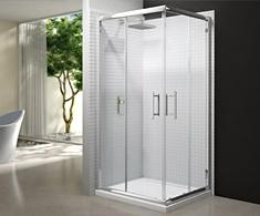 Merlyn 6 Series Corner Shower Doors