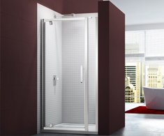 Merlyn 6 Series Pivot Door & Inline Panel