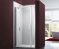 Merlyn 6 Series Pivot Door & Inline Panel