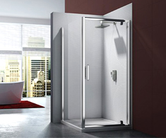 Merlyn 6 Series Pivot Shower Doors